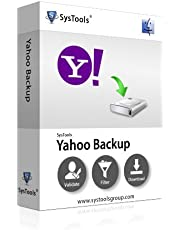 SysTools Yahoo Backup (Email Delivery-No CD)