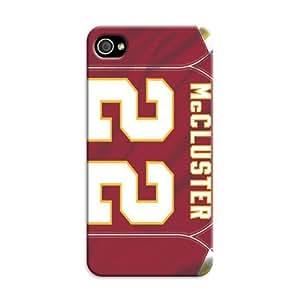 Iphone 6 Plus Protective Case,Brilliant Football Iphone 6 Plus Case/Kansas City Chiefs Designed Iphone 6 Plus Hard Case/Nfl Hard Case Cover Skin for Iphone 6 Plus
