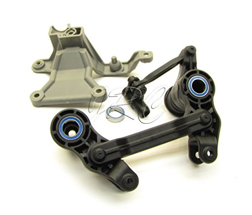 (Traxxas X-MAXX STEERING Assembly (Bellcrank Servo Horn Linkage Bearings 77076-4)