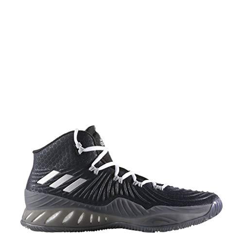 silver Crazy Para Baloncesto De Zapatillas Explosive Metalic Hombre Grey Black Adidas solid 2017 wW4Rqw6