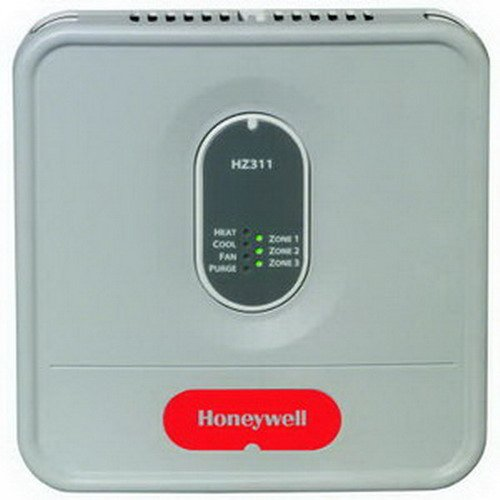 Honeywell HZ221 True Zone Control Panel, Controls 2 Zone System by Honeywell