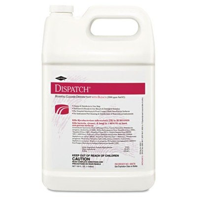 CLO68978 Bleach Germicidal Cleaner, 128 oz Refill Bottles