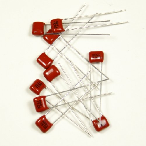 (D65) 5 Pairs .022uf 100v 223J Tone Capacitors For Guitar /Bass /Amp