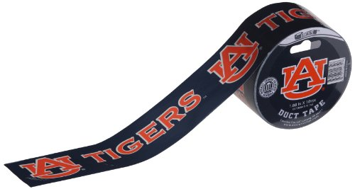 NCAA Auburn Tigers Logo Duct Tape