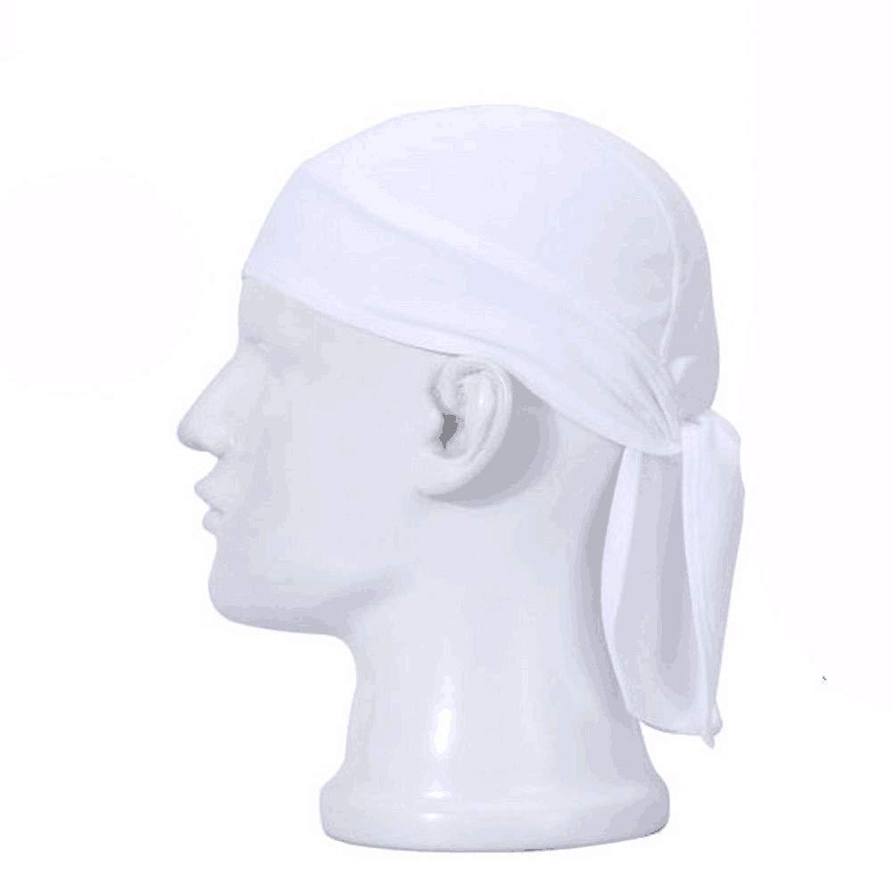 Bujingyun Chapeau Haute Performance de Chapeau de Pirate de Dew Rag pour Les Sports de Plein air /