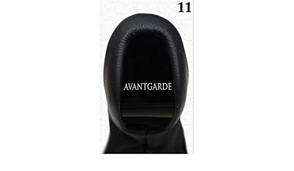 Shift Boot Leather Model 11 The Tuning-Shop Ltd for Mercedes E-Class W211 03-06 Automatic Gear Knob