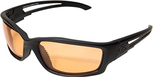 Edge Tactical Eyewear SBR610 Blade Runner Matte Black with Tiger's Eye Lens (Edge Of Blade Runner compare prices)