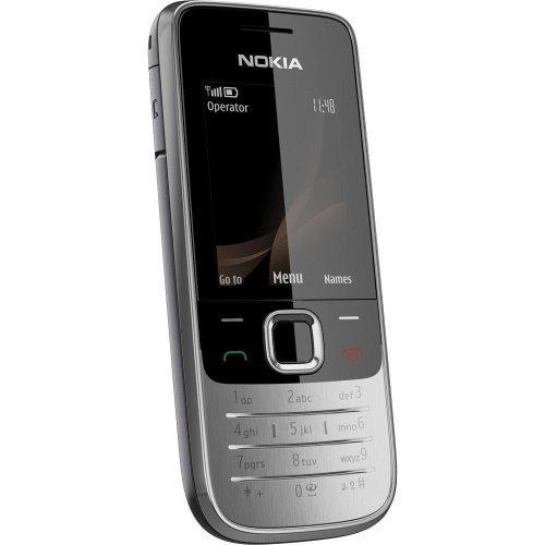 Nokia 2730 Quad Gsm Cellphone   Unlocked   Black