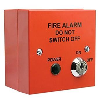 Advanced Eurotec 4 Amp sistema de alarma contra incendios ...