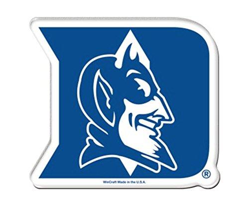 - WinCraft NCAA Duke University Blue Devils Logo Acrylic Magnet 2.5 inch