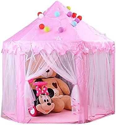 Tentes de jardin Jeu tente tente enfants château pop-up ...