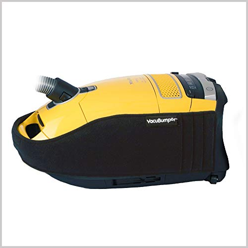Fits Vacuum Dimensions: Front Width: 12 to 14, Side Depth: 8 /& Up Bumper Guard for Large Commercial Upright Vacuums .