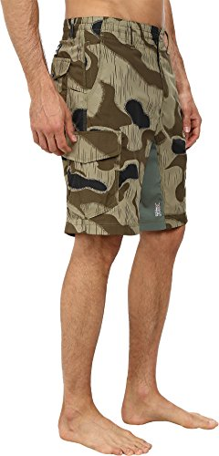O'Neill Mens Traveler Hybrid '15 Boardshort, Camo, Size 44