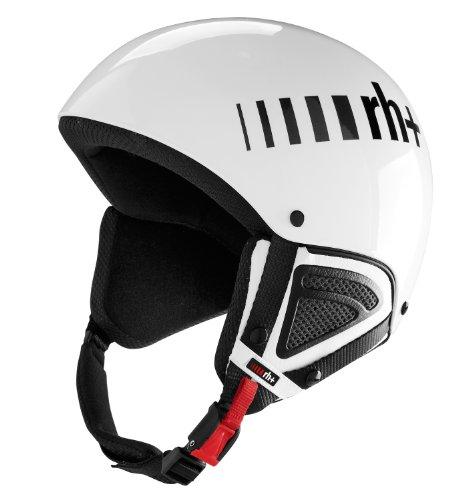 zerorh Estro Casque de Ski Blanc - Blanc brillant