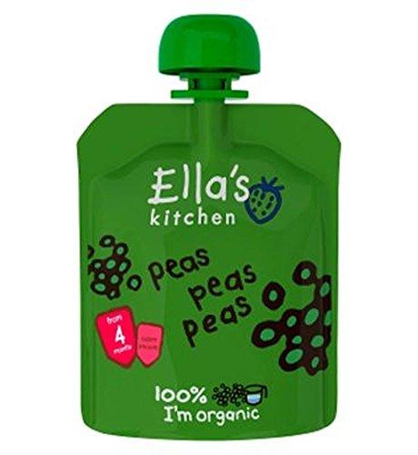 Ella'S Kitchen Peas Peas Peas From 4 Months 70G Ella' s Kitchen