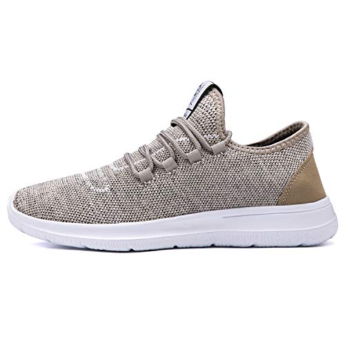 XUNMU Men's Walking Shoes Mesh Casual Athletic Shoes Running Shoes Lightweight Breathable Fashion Sneakers 2