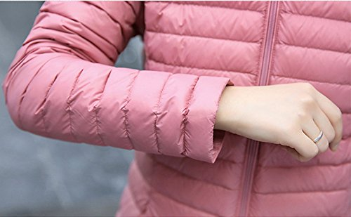 Frivolous Down Female Outwear Bread Student Larga Invierno Coat E Jacket Delgada De Sección Eiderdown 5PzqS