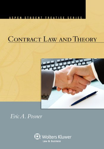 Contract Law & Theory (Aspen Treatise Series)
