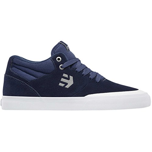 Etnies Mens Men's Marana Vulc MT Skate Shoe, Blue/White, 8 Medium US
