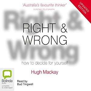Right & Wrong Audiobook