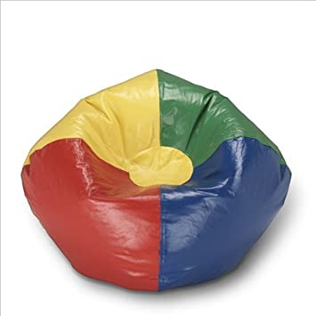 Fine X Rocker Large Multi Colored Bean Bag Chair Creativecarmelina Interior Chair Design Creativecarmelinacom