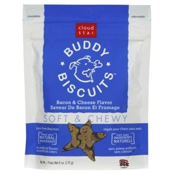 Cloud Star Soft & Chewy Roasted Chicken Madness Buddy Biscuits Dog Treat