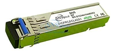 The SNS SFP-1G-10G-Compatible Offer a Large Variation for Compatible SFP Include 1G/10G Long/Short Reach Fiber/cuppar, Duplex/BiDI for :Cisco/HP/Extreme/Ubiquiti/Mikrotik/TRENDnet/Juniper/and More.
