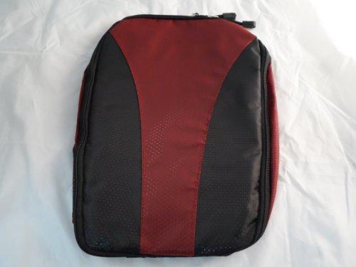 rj-sports-vented-full-zip-golf-shoe-bag-burgundy-black