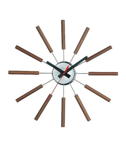 ART WORK STUDIO Atras wall clock Brown アトラス ウォールクロック ブラウン 掛け時計 TK-2048 B01B2KNA7G