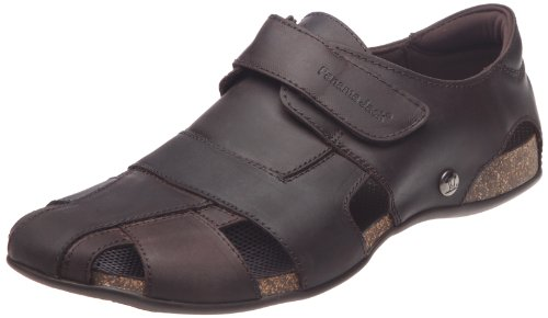 Panama Jack Fletcher C5 - Mocasines de cuero Hombre marrón - Marron (Brown nappa grass)