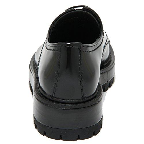 Car Scarpe Scarpa 1791o Woman Allacciata Shoes Nero Shoe Donna nP7PZpW