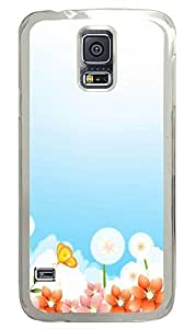 Samsung Galaxy S5 Easter Day 2 PC Custom Samsung Galaxy S5 Case Cover Transparent