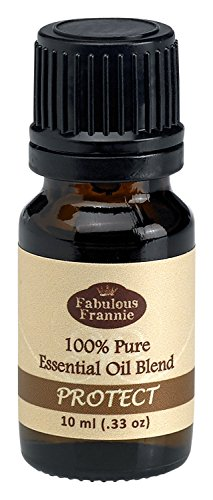 Protect Pure, Undiluted Essential Oil Blend Therapeutic Grade Blend of Clove, Lemon, Cinnamon, Eucalyptus, Rosemary