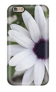 Lennie P. Dallas's Shop Hot Tpu Cover Case For Iphone/ 6 Case Cover Skin - White Flowers 7438892K94853160
