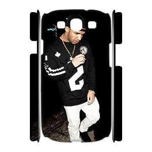 HXYHTY Drake Customized Hard 3D Case For Samsung Galaxy S3 I9300