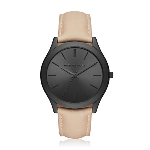 Michael Kors Men's Slim Runway Black Watch - Michael Guys Kors