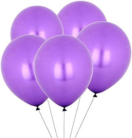 30 cm Air Balloons 50 colours metallic and matte 3,2 G Birthday Helium Balloon