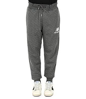 New Balance Pantalone Tuta Uomo Mod. NBMP83516 L: Amazon.es: Ropa ...