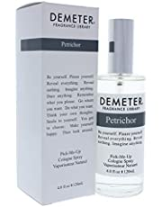 Demeter Demeter Petrichor for Unisex 4 oz Cologne Spray, 120 ml