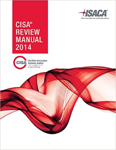 Cisa review manual 2014 isaca 9781604204001 amazon books fandeluxe Gallery