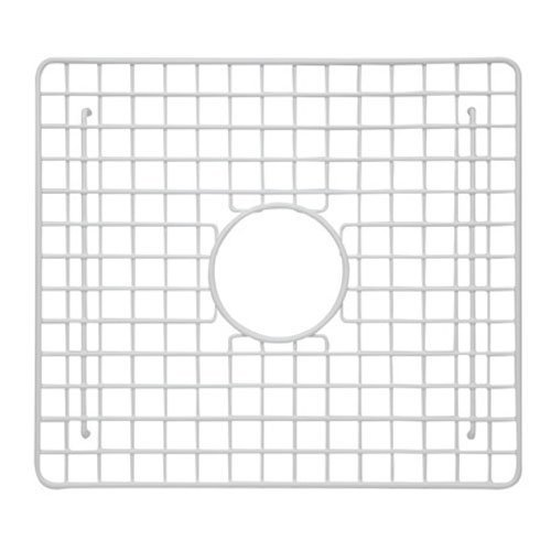 Rohl WSG1515WH Wsg1515 Wire Basin Rack for The Rc1515 Kitchen Sinks, White by Trumbull Industries by Trumbull Industries