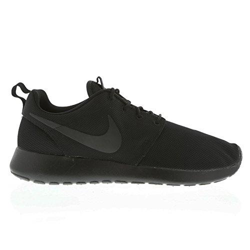 Nike Rosherun 511.881 Mannen Low-top Sneaker Zwart (zwart / Zwart)