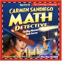 (Carmen Sandiego Math Detective [OLD VERSION] )
