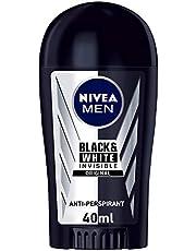 مزيل العرق بلاك اند وايت من نيفيا للرجال 40 مل