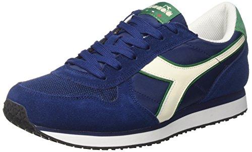 Homme run Sport De K estate Green Ii Pour Diadora Chaussures verdant Blue Bleu wqIE5Ux0