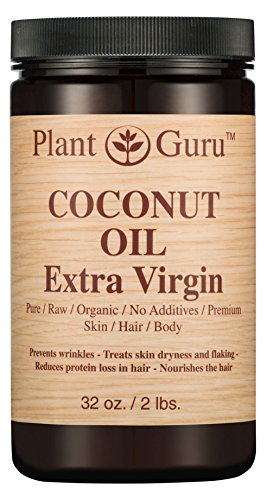 """Coconut Oil """"Extra Virgin"""" 32 oz. Body Butter 100% Pure Raw"""
