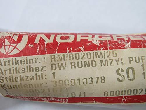 Norgren RM//8020//M//25 Pneumatic Roundline Cylinder 20mm Bore 25mm Stroke