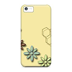 Easter Cross Plus Case Compatible With Iphone 5c/ Hot Protection Case