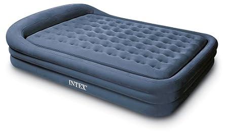 Intex Comfort Frame Rising Comfort Queen Luftmatratze Amazon De