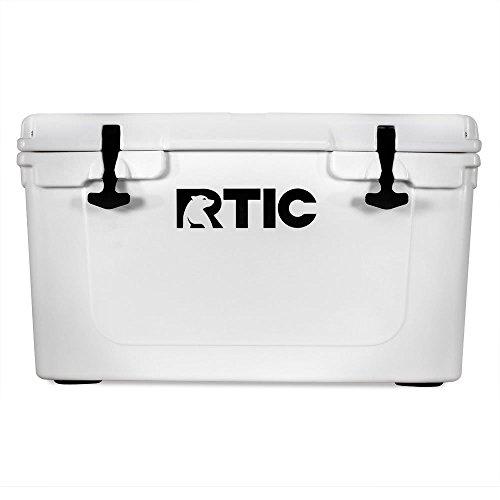 RTIC Cooler (45 qt, White)